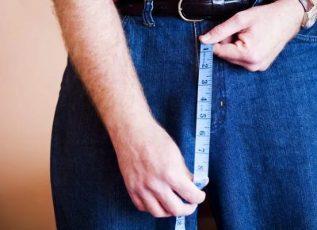 Berniuko nario dydis 13 metu