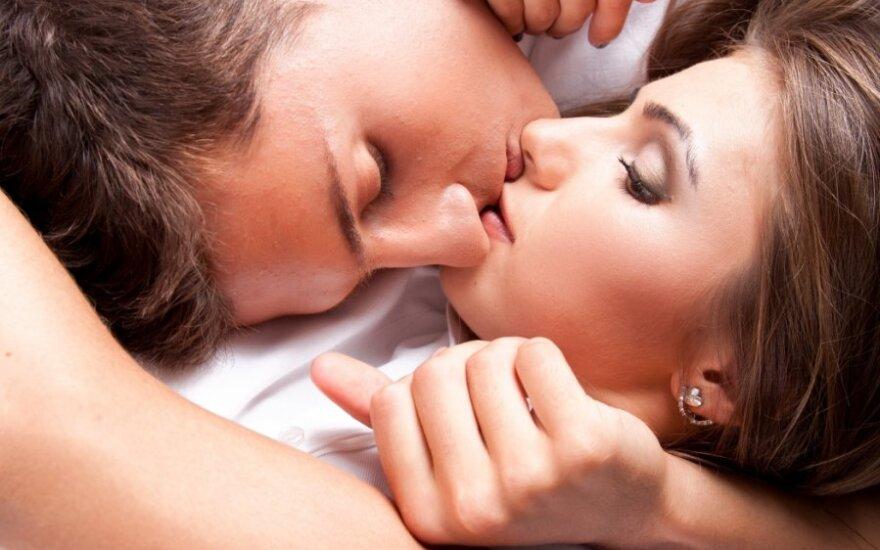 Kaip padidinti sekso nari namuose masaze Pusiau narys vyrai jo optimalus dydis