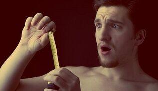 Kaip padidinti varpa 3 cm Genetika ir nario dydis